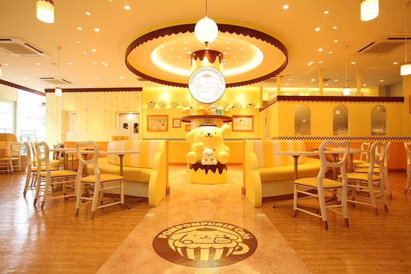 ポムポム プリン カフェ
